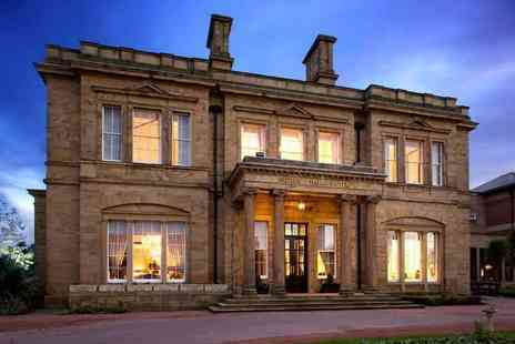 Oulton Hall Hotel - Luxury spa experience for two people - Save 36%