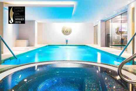 Beauty and Melody RLH - Spa experience for one person including three treatments, two hours of spa access, a glass of Prosecco - Save 54%