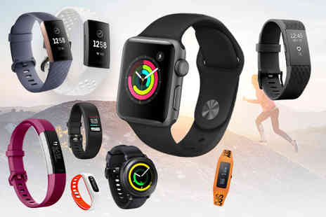 Brand Logic - Mystery sports watch deal Apple, Fitbit, Samsung, Superdry and Healthspan - Save 0%