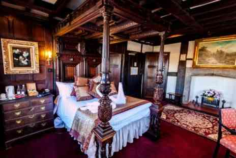The Mermaid Inn - Standard or Superior Double or Twin Room for Two with Breakfast and Dinner Credit - Save 47%