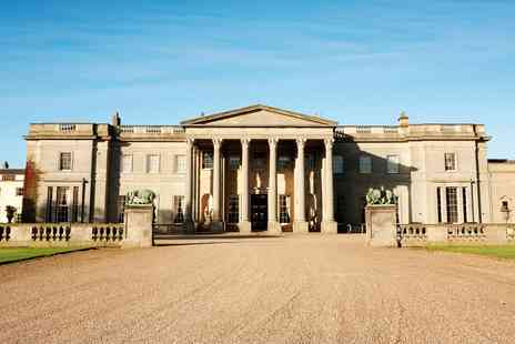 Wynyard Hall - Overnight accommodation in a Country Classic Room with full English breakfast for two - Save 51%