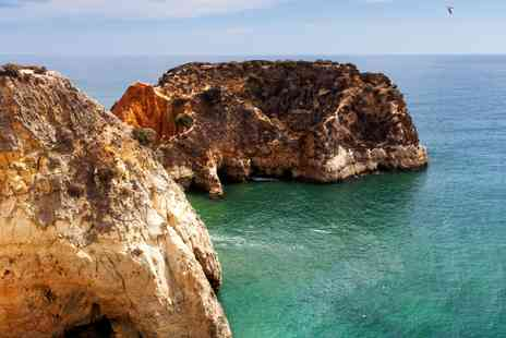 Jetline Holidays - Seven nights deluxe Algarve beach holiday with flights - Save 0%