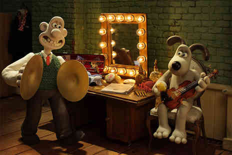 Carrot Productions - Child ticket to Wallace and Gromits Musical Marvels live - Save 33%