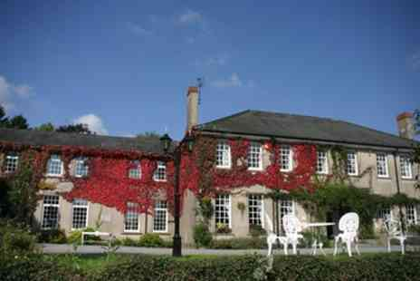 Ty Newydd Country Hotel - Double Room for Two with Breakfast and Optional Dinner, Wine and Afternoon Tea - Save 19%