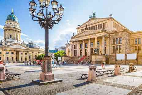 Hotel NH Collection Berlin Mitte Friedrichstrasse - Four Star Chic Design 15 Minutes from Brandenburg Gate for two - Save 42%