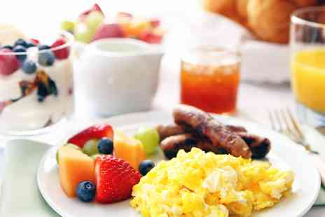 Chancellors Hotel - 90 minute bottomless brunch for 2 - Save 48%