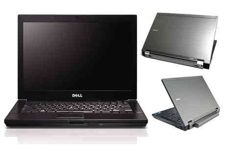 Tech Market - Refurbished Dell Latitude E6410 laptop - Save 72%