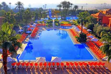 Super Escapes Travel - Three nights all inclusive luxury Marrakech holiday with return flights - Save 27%