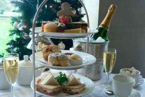 Doubletree by Hilton - Traditional, Prosecco or Champagne Afternoon Tea for Up to Four - Save 47%