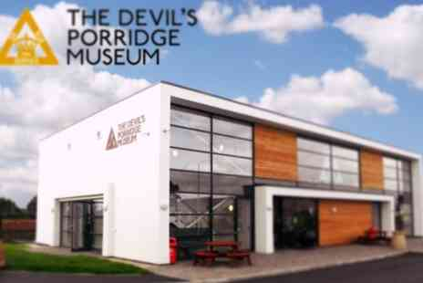 The Devils Porridge Museum - Two or Four Tickets - Save 33%