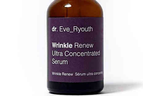 Eclatskin - Wrinkle Renew Ultra Concentrated Serum 15ml - Save 73%