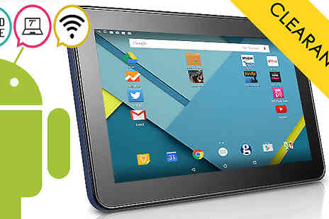 J Star Direct - 7 Inch SmartPad Android 4.4 Quad Core Tablet Optional 32GB SD Card - Save 77%
