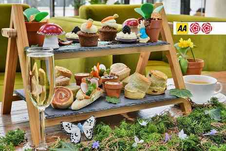 Le Meridien Piccadilly Hotel - Spa day for two with a Peter Rabbit themed afternoon tea and £10 treatment voucher each - Save 51%