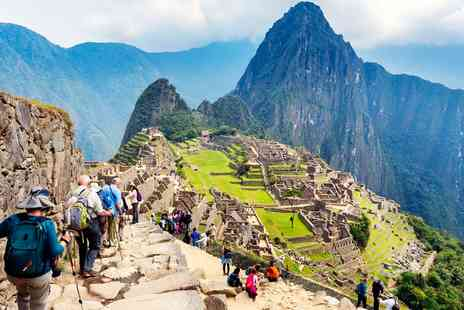 Exoticca - 13 Nights trip with flights and Machu Picchu - Save 0%