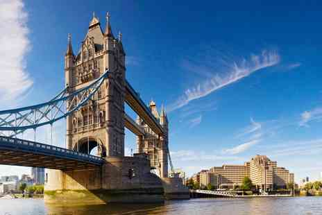 Super Break - Two Nights weekend stay Near Tower Bridge with meals - Save 0%