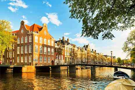 Super Break - Three nights Hull to Amsterdam mini cruise including hotel and transfers - Save 0%