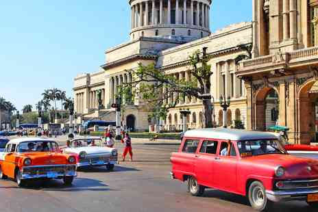 Infinity Cruises - Cuba and Mexico All inclusive 11 nights cruise with flights - Save 0%