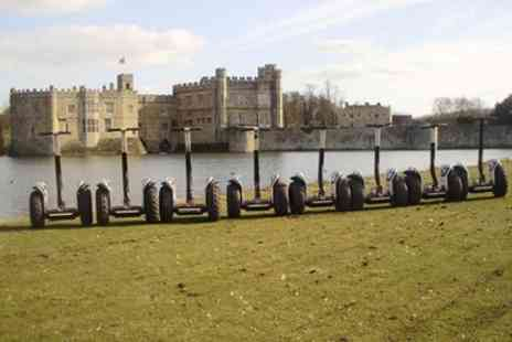 Southern Segway - 90 Minute Segway Twilight Castle Tour for One or Two - Save 58%