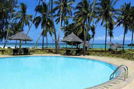 Neptune Paradise Beach Resort - Sun Soaked Beach Bliss and Safari Adventures Complimentary Lounge Access Available - Save 0%
