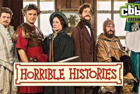 BFI - Family Funday Horrible Histories Victorian Special Preview Plus Q&A - Save 20%
