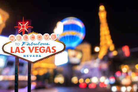 Worldwide Tours and Travel - Three nights Las Vegas holiday with return flights - Save 40%