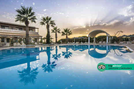 Crystal Travel - Five Star Four nights all inclusive Kos beach break with return flights - Save 34%