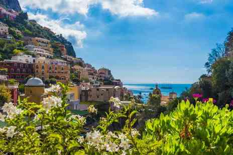 Bargain Late Holidays - Escape with a three, four, five or seven nights Ischia getaway now with the ability to choose your flights - Save 0%