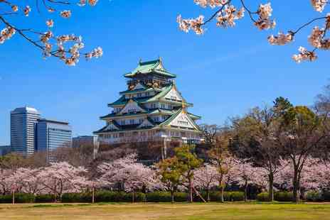 Cruise.co.uk - 16 Nights spring Japan cruise with tours and excursions - Save 0%