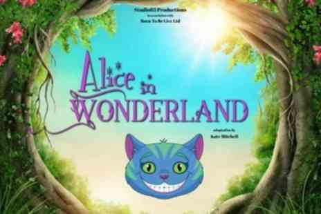 Alice in Wonderland - One standard ticket from 4th August To 1st September - Save 54%