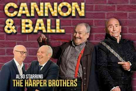 VIVA Blackpool - Cannon and Ball - Save 0%