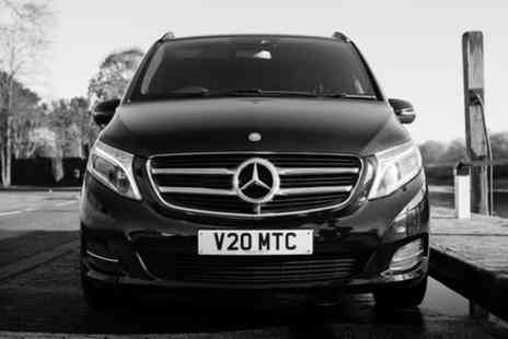 MT Chauffeurs Hire - Luxury London Gatwick Airport Transfer V Class - Save 0%
