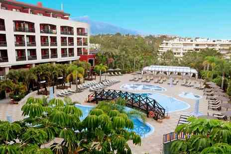Barcelo Marbella - Four Star Sophisticated Relaxation on Costa del Sol for two - Save 60%