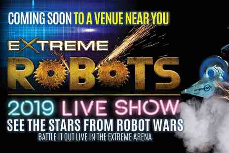 Roaming Robots - Extreme Robots Live 2019 on Tour The Biggest Interactive Live Show - Save 30%