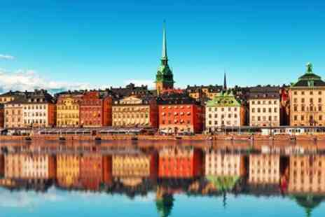 Cruise Nation - Eight nights Baltics cruise with Stockholm stay - Save 0%