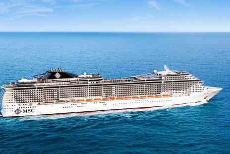 Cruise Nation - 17 Caribbean cruise with flights and balcony cabin - Save 0%