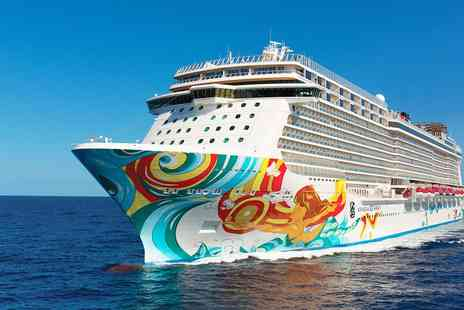 Cruise Nation - Caribbean cruise with Flights and New Orleans - Save 0%