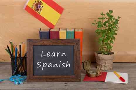 Alpha Academy - Beginners or Beginner to Intermediate Spanish Online Course - Save 96%