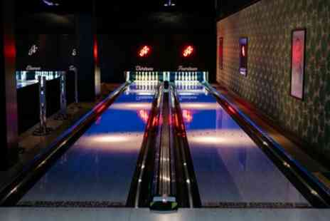 All Star Lanes - Bowling Party Package with Drinks and Canapes for Up to 40 - Save 38%