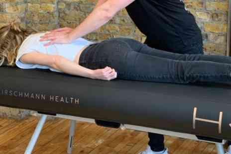 Hirschmann Health - Chiropractic Consultation and One or Two Treatments - Save 81%