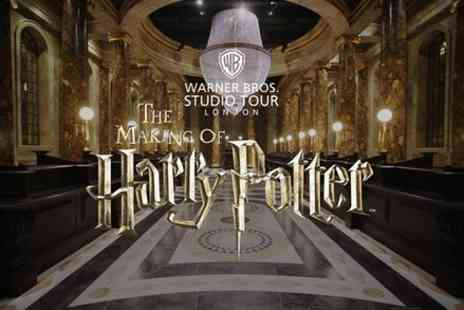 Golden Tours - Meet Warwick Davis at a Special Event at Warner Bros Studio Tour London - Save 0%