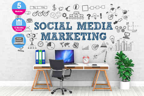 Enjoy Online Courses - Social media marketing online course - Save 82%