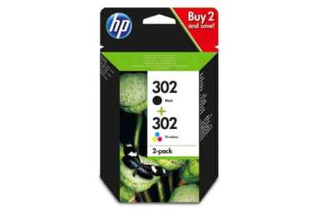 Raion - Hewlett Packard 302 Combo Ink Bundle With Free Delivery - Save 39%