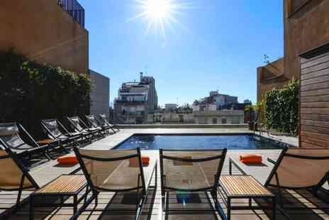 Europark Hotel - Three Star Stylish Hotel with Rooftop Pool in Excellent Location for two - Save 72%