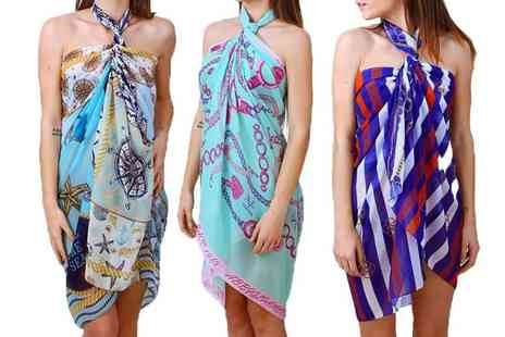 Melex Ltd - Versace sarong choose from six designs - Save 0%