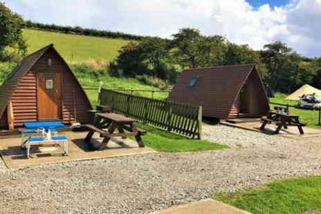 Humble Bee Farm - 2 or 3 Nights Wigwam or Yurt Stay for Up to Two Adults and Three Children - Save 25%