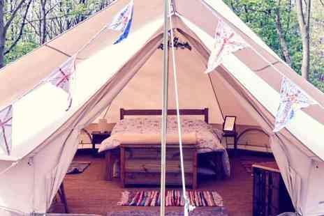 Browning Bros - Family Glamping, Teybrook Farm 2, 3 or 4 Nights Stays in this May Half Term- Save 40%