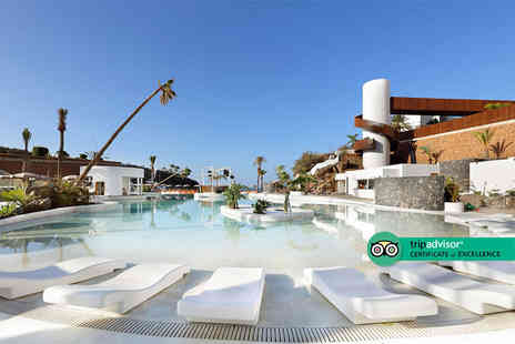 Fleetway Travel - Five Star Escape with a three, four, five or seven nights getaway to Tenerife Now with the ability to choose your flight - Save 0%