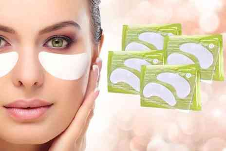 Forever Cosmetics - 20 pairs of hyaluronic collagen eye masks - Save 94%