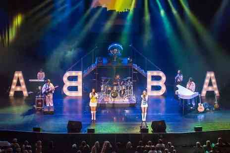 Solid Gold Management - Ticket to tribute concert ABBA Gold The Concert indulge your inner dancing queen - Save 50%