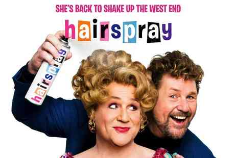 Encore Tickets - Hairspray at the London Coliseum - Save 0%